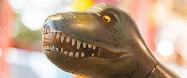 Dinosaurier Partydeko