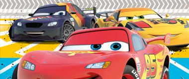 Cars Partydeko