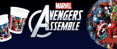 Avengers Partydeko