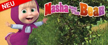 Mascha & der Bär Partydeko