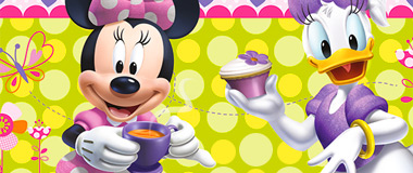 Minnie Maus Partydeko