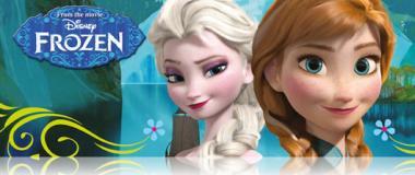 Die Eiskönigin Partydeko