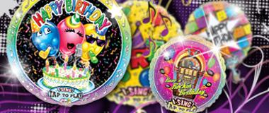 Musik-Ballons