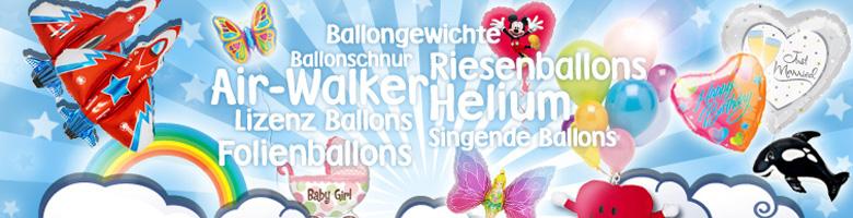 luftballons fliegen lassen ohne helium
