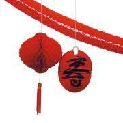 Deko-Set Asien 3-teilig