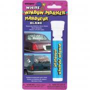 Stift für Fenster / Autoscheiben weiss