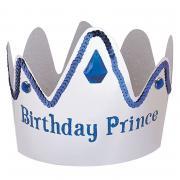 Pappkrone Birthday Prince