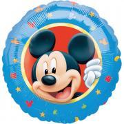 Folienballon Micky Maus Portrait ø45cm