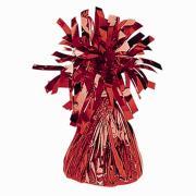 Ballongewicht Glitzer Rot 170g