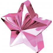 Ballongewicht Stern pink 170g