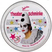 MakeUp Theaterschminke Silber 25g