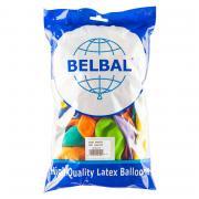 Latexballons Bunter Mix 33cmø 100 Stück