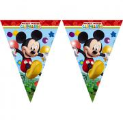 Wimpelkette Micky Maus Club 270cm