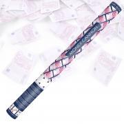 Konfetti-Shooter 500 Euro Scheine 60cm