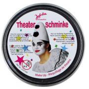 MakeUp Theaterschminke Schwarz 25g