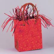 Ballongewicht Tüte Rot holo 170g