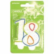 Kerzenzahl 18