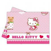 Tischdecke Hello Kitty Herz