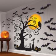 Deko-Kit / Wall-Sticker Halloween