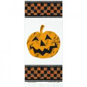 20 Geschenktüten Checkered Halloween