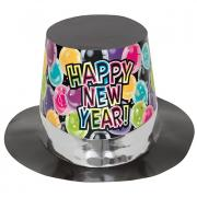 Partyhut Zylinder New Year Balloons
