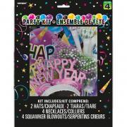 Partybox Silvester Happy New Year für 4 Personen