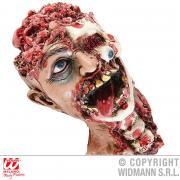 Grusel-Deko verwester Zombie-Kopf 33cm