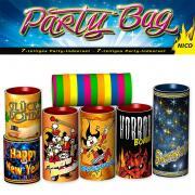 Tischfeuerwerk Party-Bag jugendfrei 7 teilig