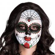 Maske Madame Day of the Dead Kiss
