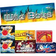 Wild Boys Sortiment - jugendfreies Feuerwerk