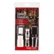 Makeup Set Zombie 5 teilig