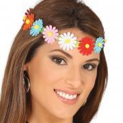 Stirnband Flower Power Hippie Blumen