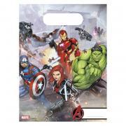 Geschenktüten Mighty Avengers 6 Stück