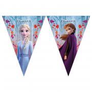 Wimpelkette PVC Frozen 2