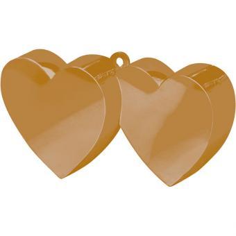 Ballongewicht Doppelherz  Gold 170g