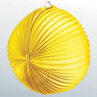 Lampion Fun ø35cm gelb