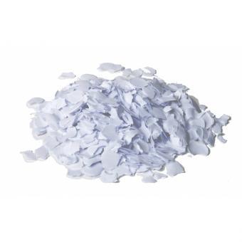 Papier-Konfetti Weiss 1kg