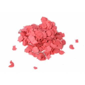 Konfetti Papier Rot 1kg