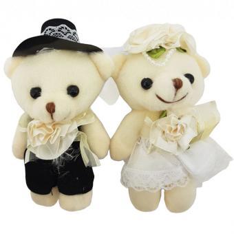 Brautpaar Bären Plüsch
