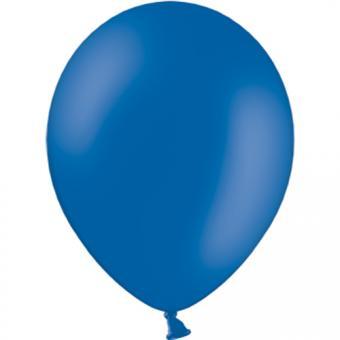 Latexballons Royalblau 30cmø 100 Stück