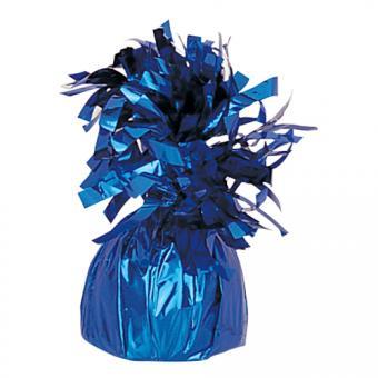 Ballongewicht Glitzer Blau 170g