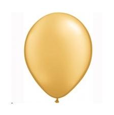 Latexballons Metallic Gold 30cmø 50 Stück