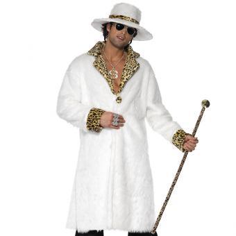 Kostüm Pimp Daddy im Leoparden-Look