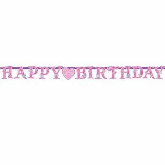 Banner Happy Birthday Prinzessin