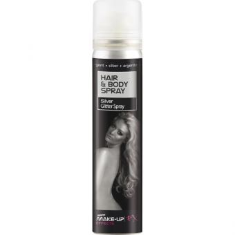Haarspray & Bodyspray UV silber