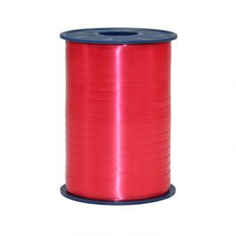 Geschenkband 500m 5mm Rot