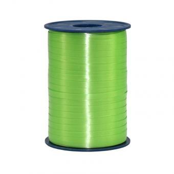 Geschenkband hellgrün 500m 5mm breit