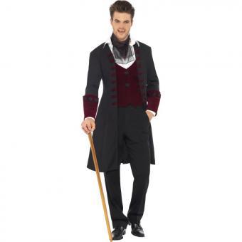 Kostüm Gothic Vampir Luxury M