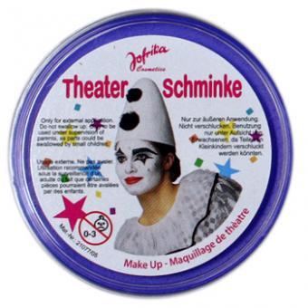 MakeUp Theaterschminke Blau 25g