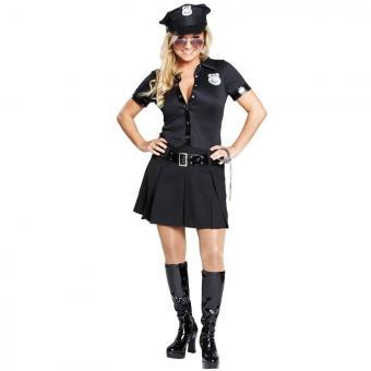Kostüm Polizistin USA 34
